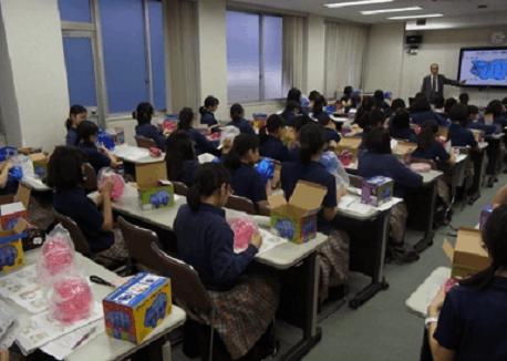 ハッピー・マネー教室の様子1